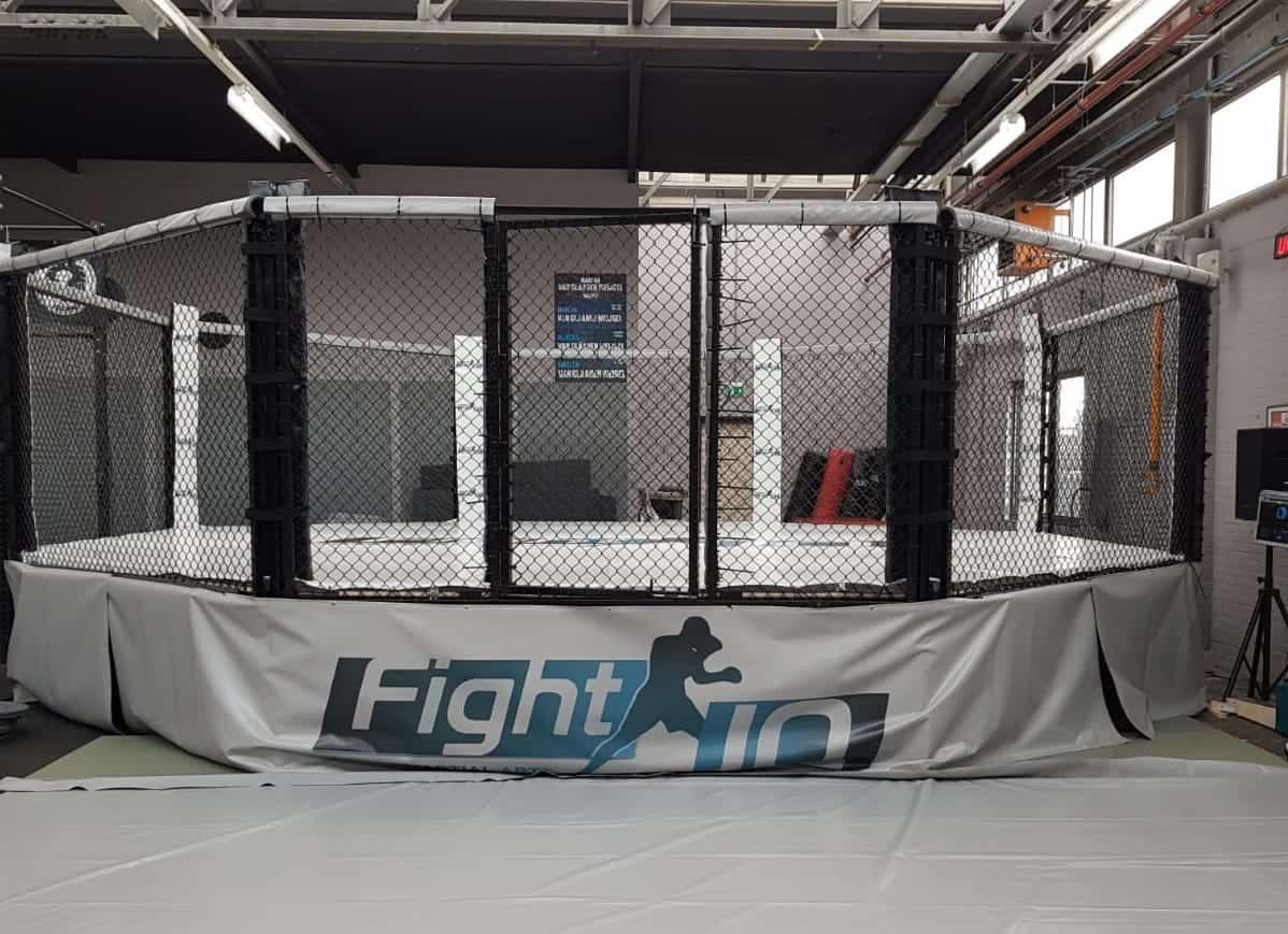 Fantastische nieuwe officiele MMA wedstrijdkooi