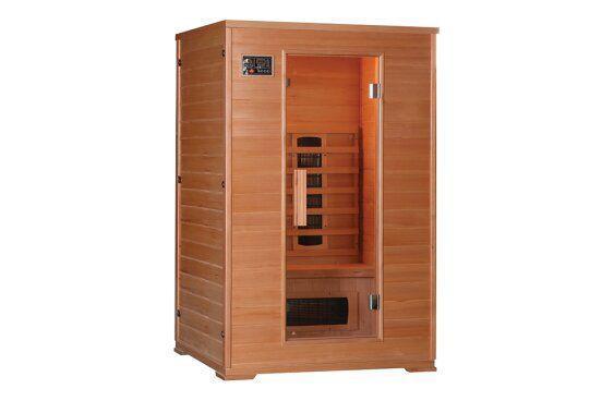 Nieuw: de infrarood cabine!