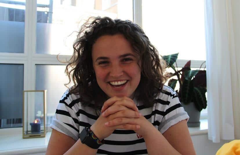 Liz Mooij (23 jaar): 'Iedereen wordt gewaardeerd in deze box!'