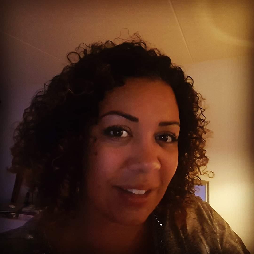 Rita Sibilo (43): 'Having a blast'