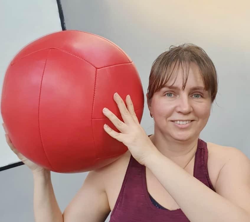 Viktoriya van Schaik (42): 'Sporten en gezelligheid'